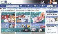 Quelle.de est le site le plus visible parmi les VADistes allemands.