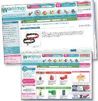 Créé en 2000, Wanimo est le leader français de la distribution sur Internet de services et produits pour animaux de compagnie.