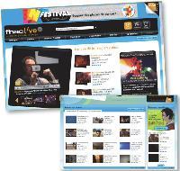 FnacLive, la plateforme interactive de la Fnac, permet aux internautes de publier et visionner leurs vidéos.