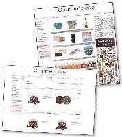 Gourmeticône a mis l'accent sur son service clients avec une livraison rapide, des conseils téléphoniques et une newsletter.