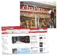 Avec 72 libraires estampillées Chapitre.com, le pure player espère parvenir à 5% de croissance en 2008.