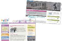 Internet roule pour Vélib'