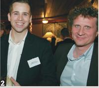 2- Andrew Buckman (Webloyalty) et Pierre Tresmolières (Delamaison.fr)