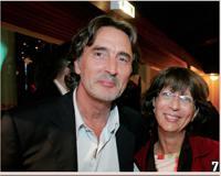 7- Patrick Robin (24h00.fr) et Corinne Lejbowicz (LeGuide.com)