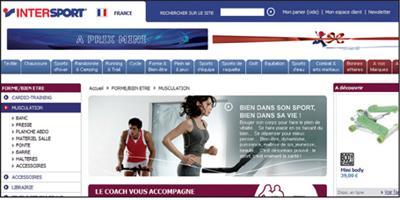 Intersport en ligne