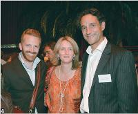 4- Pierre Kosciusko-Morizet (PriceMinister), Christine Lorimy (Coliposte), Hervé Lenglart (Editialis).