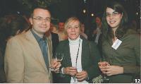 12- David Melisson, Corinne Longuet et Emilie Dumérain (Forum des droits sur l'Internet).