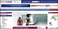 Intersport muscle son e-commerce