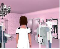 La galerie de l'enseigne Victoria Couture propose l'essayage virtuel de vêtements. Un moyen de renforcer la fidélisation des clients et de transmettre une image de marque valorisante.