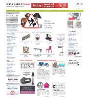 Le site propose, chaque semaine, 50 à 100 nouvelles références d'objets de designers à prix accessibles.