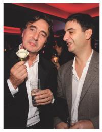 Patrick Robin (24H00) et Guillaume Doret (Opendisc)
