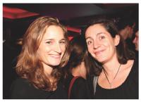 Pénélope Ferrand-Tomasi (VistaPrint) et Charlotte Bauvillard (Fnac)