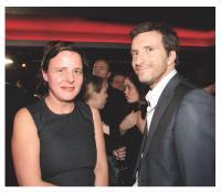 Geneviève Petit (CB Web) et Gauthier Picquart (RueduCommerce)