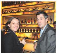 Sandrine Léonardi et Marc Simoncini (Meetic)