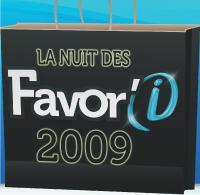 La nuit des Favori 2009