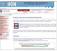 HON a créé une certification internationale pour les sites de santé.