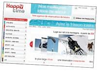 Happytime propose plus de 4 000 offres réparties en 11 univers différents (bien-être, culture, sport...).