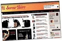 Saveur-biere.com se fait mousser sur le Web