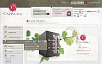 Cavissima.com, une cave à vins virtuelle à domicile