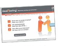 Avec plus de 700 000 critères de recherche, le site permet à l'internaute de recevoir des offres personnalisées.