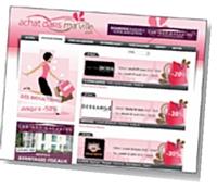 Les boutiques partenaires proposent des offres exclusives dont l'internaute peut bénéficier en se rendant en magasin.