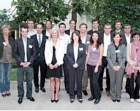 Les personnalités en lice pour l'élection et les partenaires des Trophées se sont réunis, le 2 septembre 2010, lors d'un pré-événement à Paris, dans les salons d'Eurosites George V