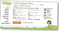 Liligo.com permet de comparer les tarifs de 600 compagnies aériennes auprès de 250 sites. internet.