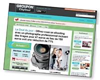 Arrivé en France en mai 2010, Groupon.fr comptait déjà plus de 4 millions de visiteurs uniques à la fin du mois d'octobre.