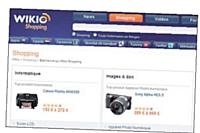 Wikio Shopping facilite l'achat en ligne en répertoriant les différentes offres proposées par les sites marchands.