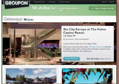 Groupon lance une offre de voyages avec expedia for Groupon chicago hotels