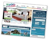En 2010, le volume d'affaires de Voyage-sncf a progressé de 18 % par rapport à 2009.