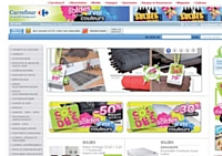CARREFOUR S'ALLIE AVEC PIXMANIA EN EUROPE