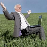 Les seniors, accros à l'e-commerce