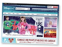 Disneystore.fr, l'offensive digitale de Disney