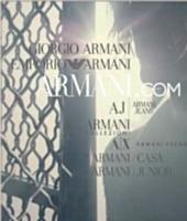Armani, le noir lui va si bien