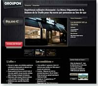 Groupon lance un programme de fid�lit� baptis� �rewards� - UN OEIL SUR L'INTERNATIONAL