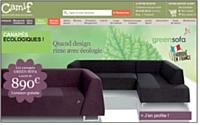 Le site de la Camif propose majoritairement des produits durables.