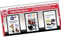 Les commerçants vont animer eux-mêmes le catalogue de leur «superboutique».