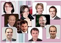 Les personnalités en lice pour l'élection et les partenaires des Trophées se sont réunis, le 7 septembre 2011, lors d'un pré-événement, à Paris, dans les salons d'Eurosites George V