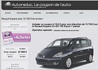 Autoreduc.com carbure aux achats