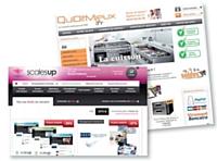 Les sites d'e-commerce B to B connaissent une importante progression de leurs ventes