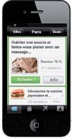 L'appli Groupon Now, lancée aux Etats-Unis, permet aux commerçants d'ajouter eux-mêmes des deals dans la journée.