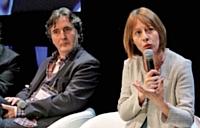 Pour Patrick Robin (24h00-Boosket) et Anne-Véronique Baylac (La Redoute), il est impératif de socialiser les sites marchands.