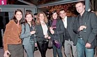 5 Stéphanie Moge-Masson (directrice des rédactions Editialis), Thina Cadierno (Fnac), Katia Hersard (Fnac Group), Nicolas Antonini (The Information Mine) et Nicolas Le Herissier (Houra.fr)