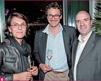 6 Nathalie Balla (La Redoute), Emery Jacquillat ( Groupe Matelsom), Olivier Carrette (La Redoute)