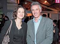 12 Delphine Mallet (Chronopost International) et Pierre Alzon (Acsel)