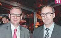 15 Laurent Sauvage et Gérald Espardellier (Genie Telecom)