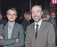 16 François Deschamps (Journaliste E-commerce Magazine), José Luis Senent (Autoreduc.com)