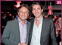21 Xavier Mayeur (directeur d'Editialis Factory) et Roger Lei (LaSer)