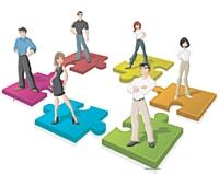 Prestataires: la délégation à la carte